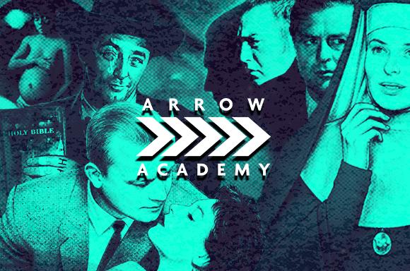 ARROW ACADEMY<BR> BLU-RAY & DVD