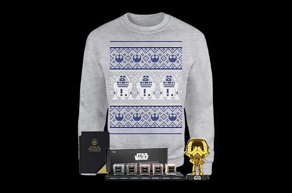 Pack navideño Star Wars