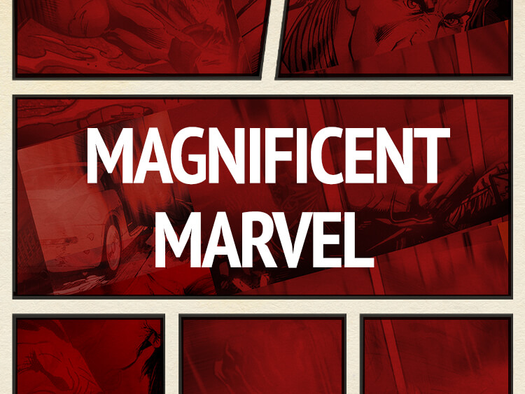 MAGNIFICENT MARVEL