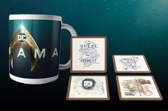 Artículos Hogar Aquaman