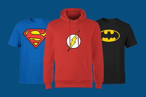 30% off DC Clothing