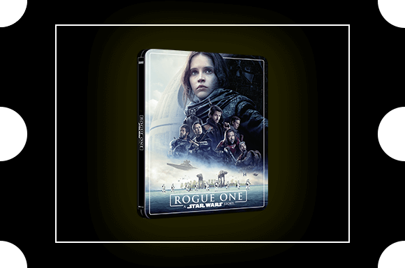 STEELBOOK A Star Wars Story: Rogue One