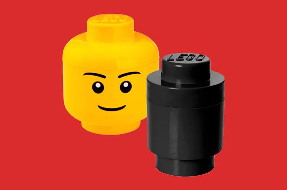 -10% Rangements LEGO