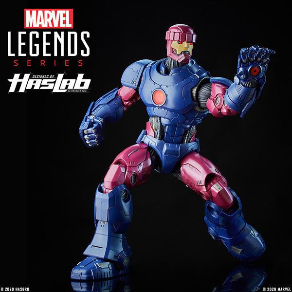 SENTINEL X-MEN MARVEL LEGENDS