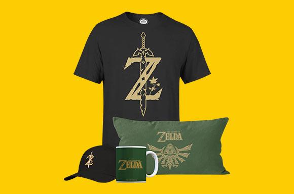 Le Lot Ultime Zelda