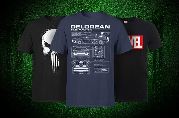 T-shirts Les Plus Populaires 2 pour 16,99€ !