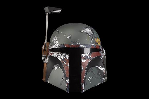 Casque électronique premium Boba Fett Star Wars The Black Series