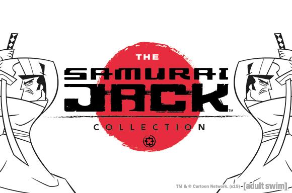 COLLECTION <br>SAMURAI JACK