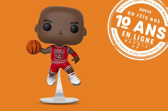 FIGURINE FUNKO POP! MICHAEL JORDAN NBA