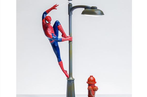 LAMPE SPIDER-MAN
