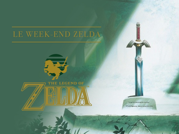 LE WEEK-END ZELDA