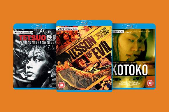 THIRD WINDOW FILMS : 2 POUR 20€