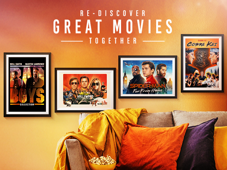Discover Great movies together