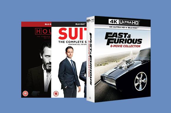 Price Crash on Blu-ray, 4K UHD & DVD