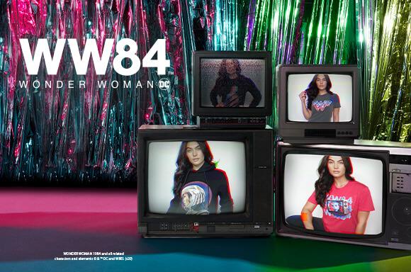 WONDER WOMAN 84 COLLECTIE