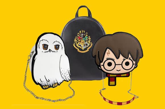 20% korting op Harry Potter Tassen