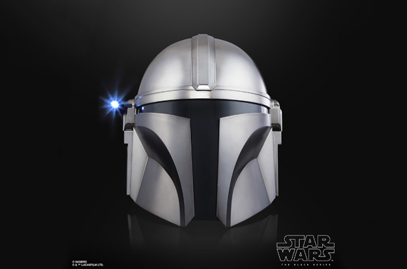 Star Wars The Black Series The Mandalorian Electronische Helm