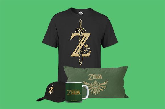Nintendo Zelda Bundel
