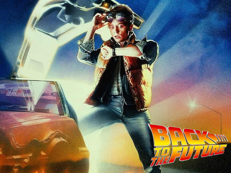 BACK TO THE FUTURE DAG