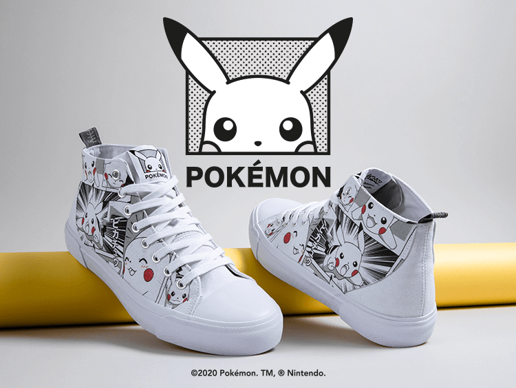 AKEDO POKEMON SNEAKERS