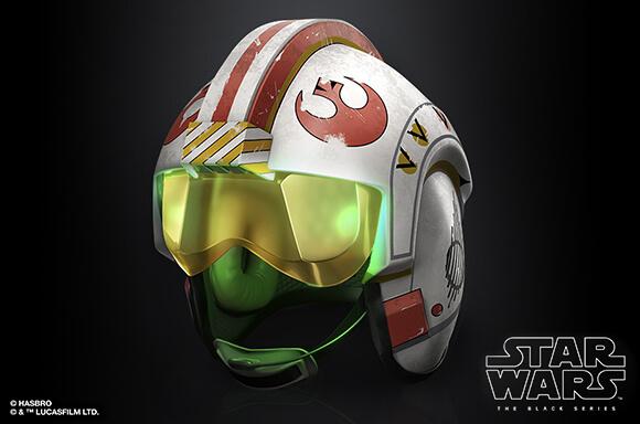 Luke Skywalker Helm Premium Replica