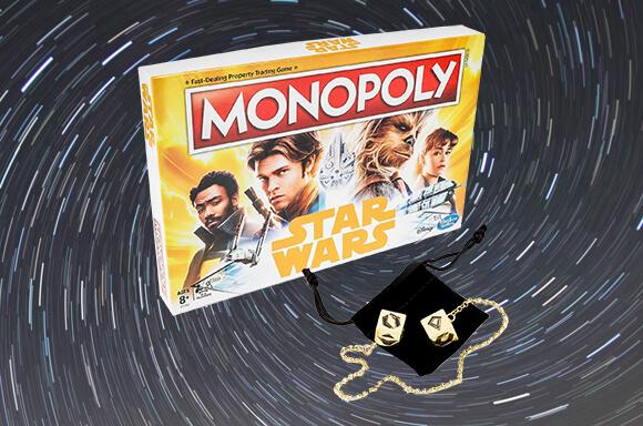 Dobbelstenen & Monopoly
