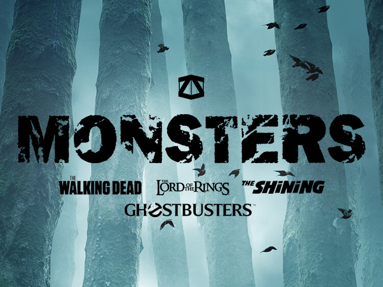 MONSTERS ZBOX
