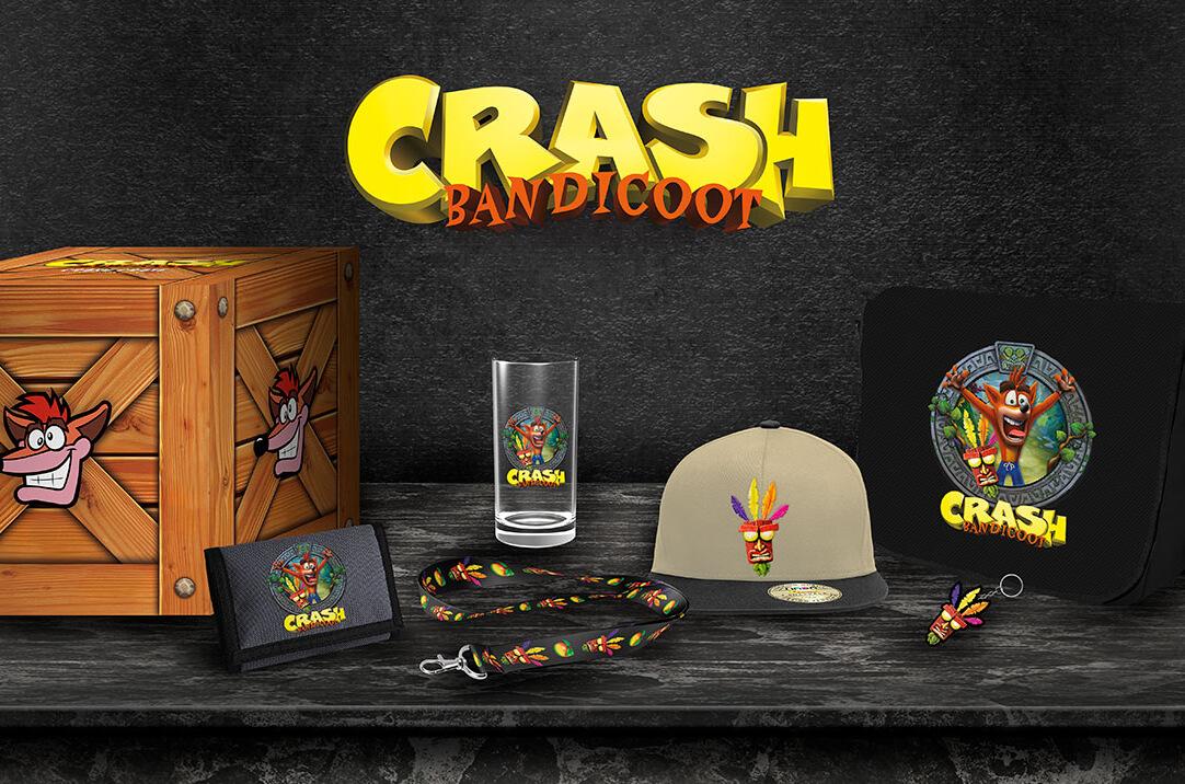 GRATIS CRASH COLLECTOR BOX