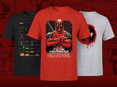 Deadpool kleding