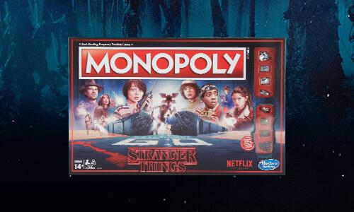 Monopoly - Stranger Things editie