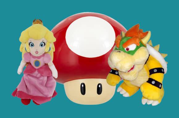 20% off Super Mario Plush