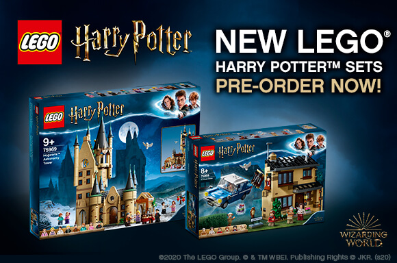 HARRY POTTER LEGO SETS
