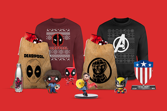 MARVEL MEGA CHRISTMAS BUNDLES