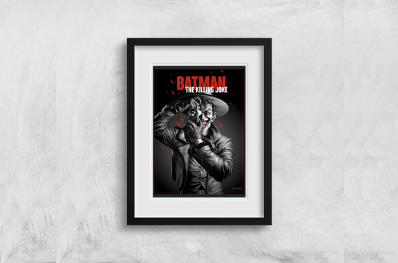 THE KILLING JOKE GICLEE ART PRINT