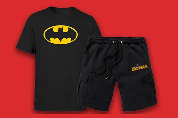 DC Shorts & T-Shirt ONLY $24.99!