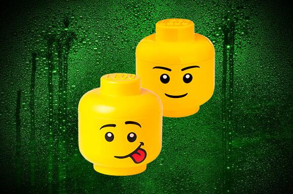 10% off LEGO Storage & Accessories