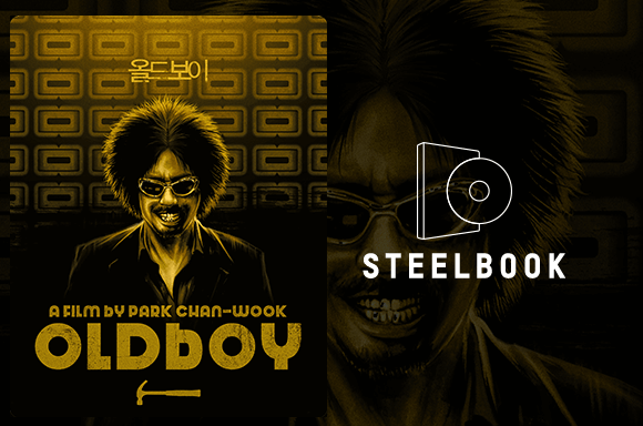OLD BOY STEELBOOK