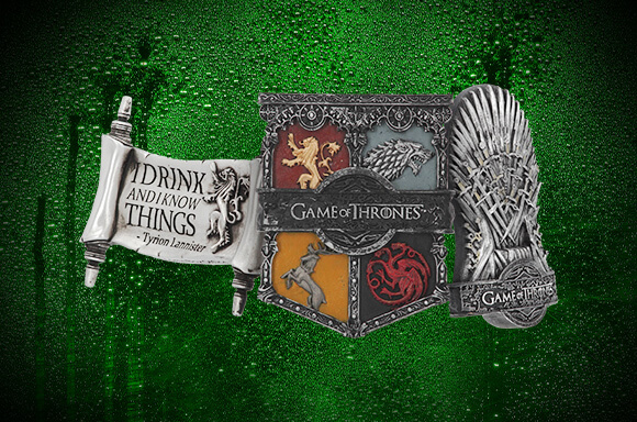 4 for $20 Game of Thrones Magnets