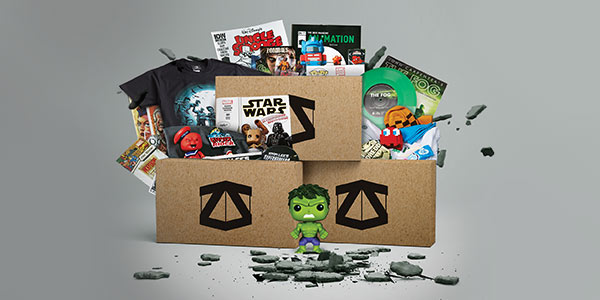 ZBOX | The Mystery Box Made For Geeks | Zavvi US