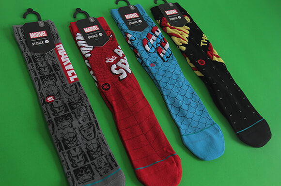 STANCE SOCKS COLLECTION