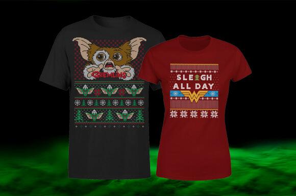ALL CHRISTMAS T-SHIRTS