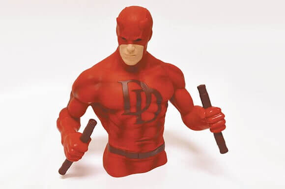 DAREDEVIL BUST BANK $9.49!