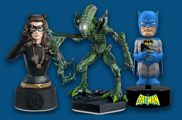 3 FOR £30 STATUES & FIGURES