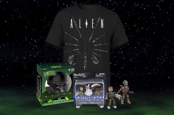 ULTIMATE ALIEN BUNDLE
