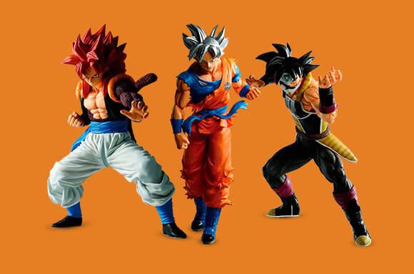 Dragon Ball Action Figures!