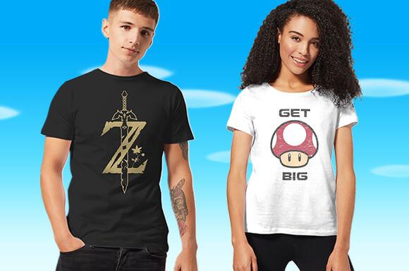 Ninntendo T-Shirts