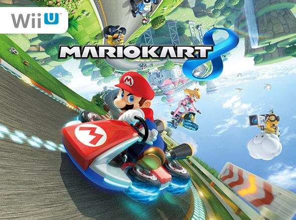 <b>Mario Kart 8</b>