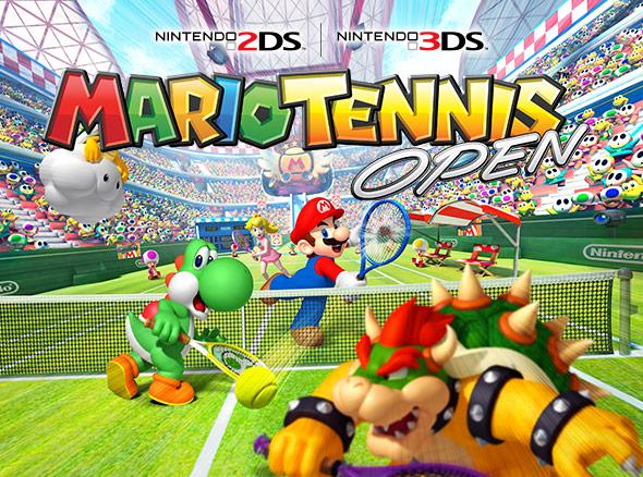 <b>Mario Tennis Open</b>