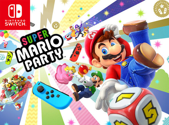 Super Mario Party on Nintendo Switch