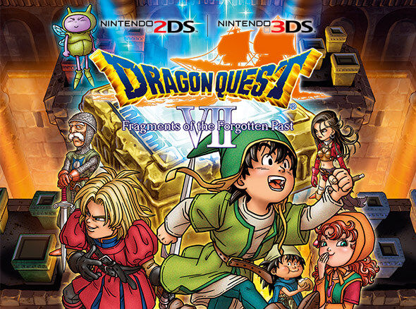 <b>Dragon Quest VII: Fragments of the Forgotten Past</b>